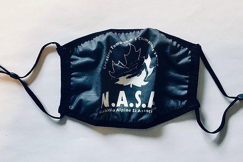 NASA Grey Mask