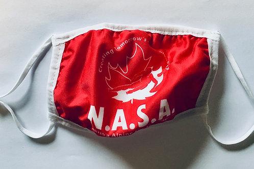 NASA Red Mask