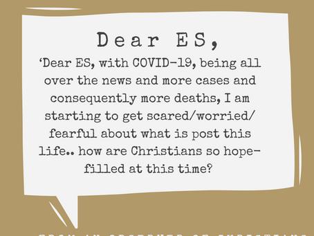 Responding to COVID-19: Hope