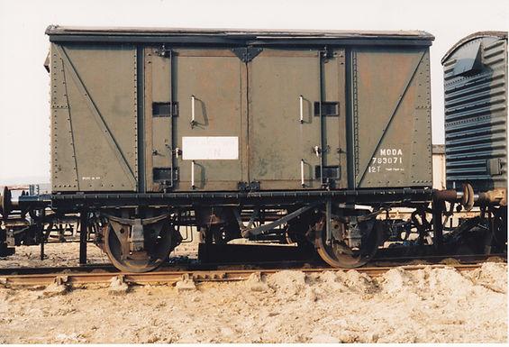 12t Van wide B783071