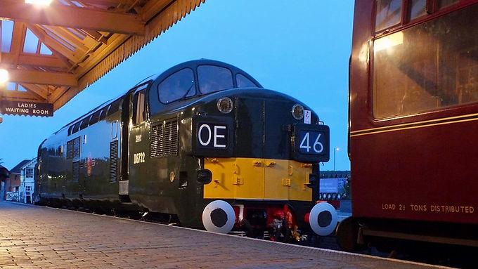 Class 37 D6732