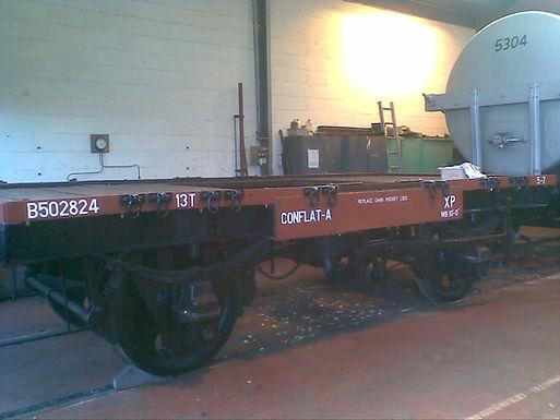 Conflat wagon B502824