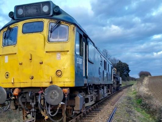 Class 25 25057