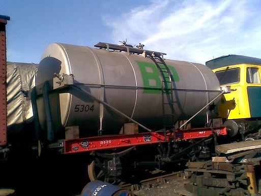 14t Tanker wagon 164696