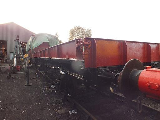 Plate wagon M726631