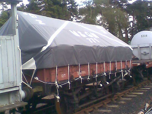 13t Pipe wagon KDB 740918