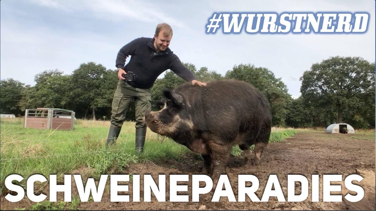 Wurstnerds ontdekken het varkensparadijs