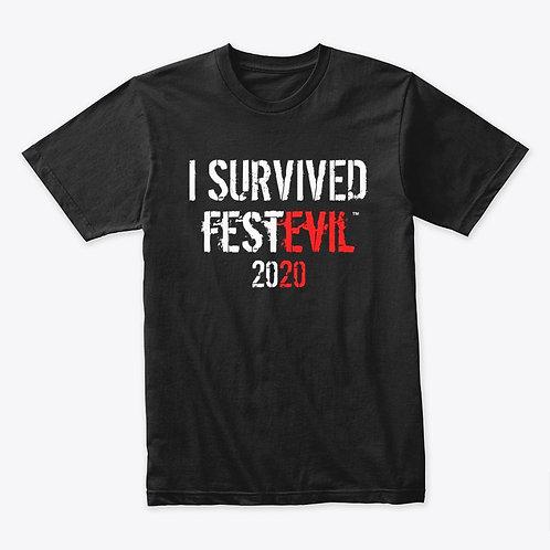 I Survived FestEvil Large Logo
