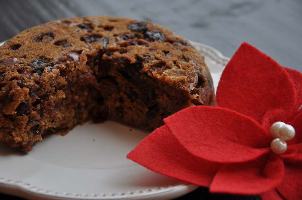 Christmas Pudding by Foodie in Provence