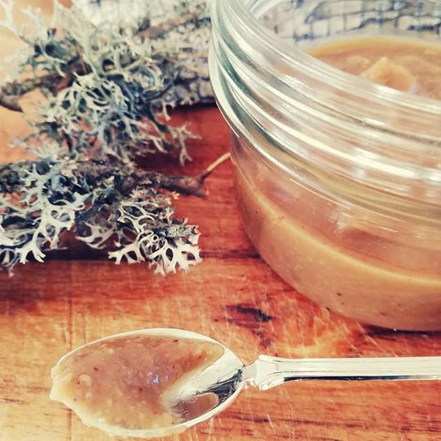 'Creme de marrons' or chestnut cream is