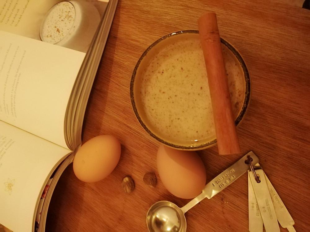 Spicy Eggnog