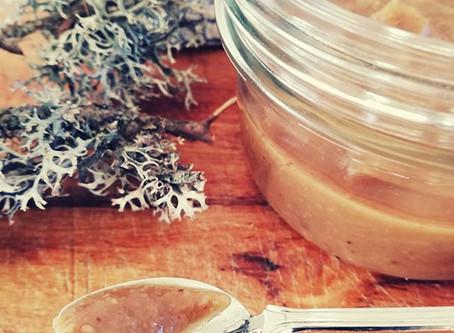 Homemade Chestnut Cream