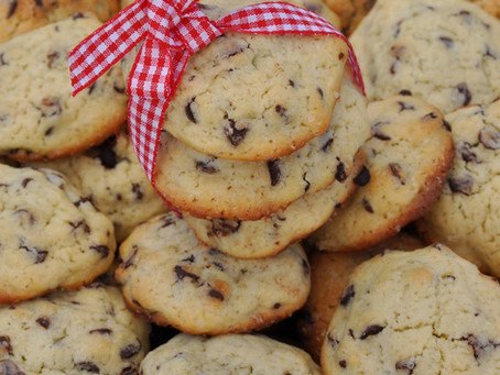 Simplest ever chocolate chips cookies
