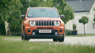 JEEP RENEGADE SPEC COMMERCIAL