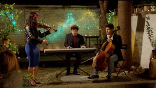 """TAMBORERA 9 """"SAN BENITO"""" TOCUYITO TRIO MUSIC VIDEO"""