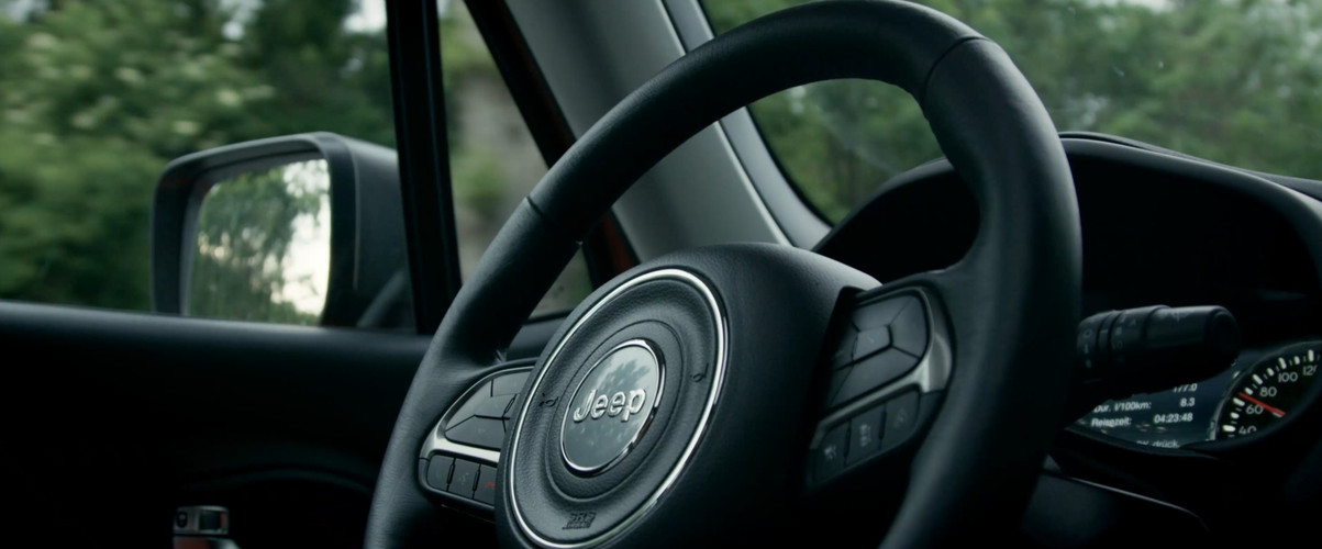 JEEP RENEGADE CAR COMMERCIAL VESELY FILMS