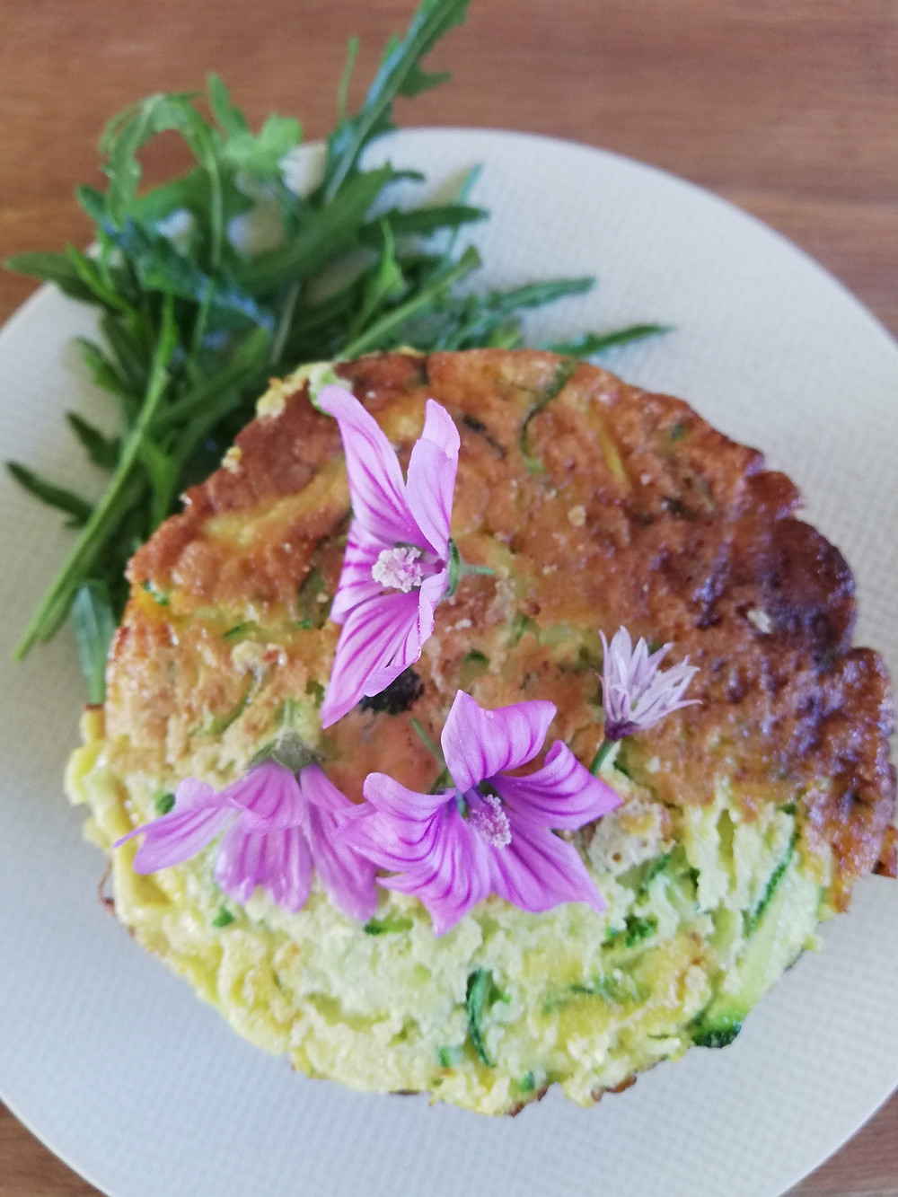 Zucchini Fritters by Foodie in Pce