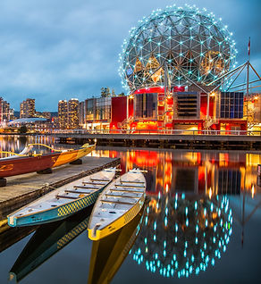 Vancouver False Creek Kayak Club | Science World