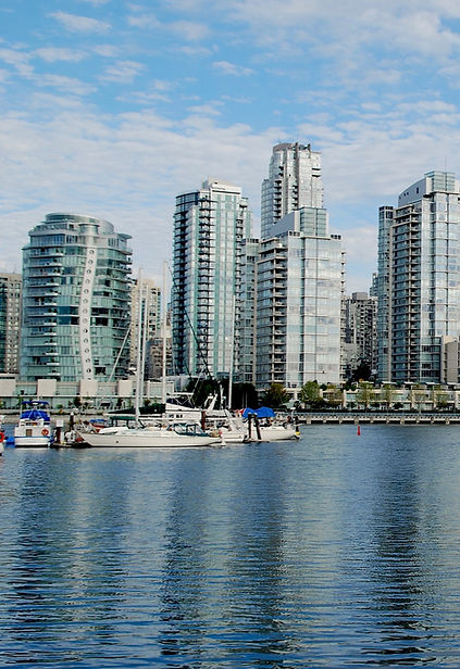 Vancouver False Creek Condominiums Mortgage rates