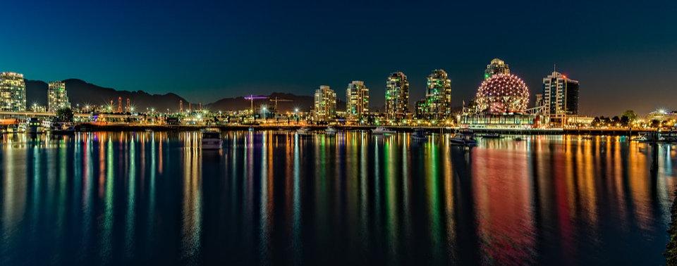 Vancouver False Creek | Science World | Granville Island