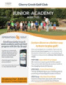 Junior Academy Flier 2020 for Website.jp