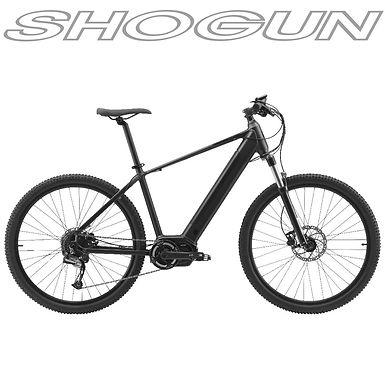 Shogun EBX5 e-MTB Black (110Nm)