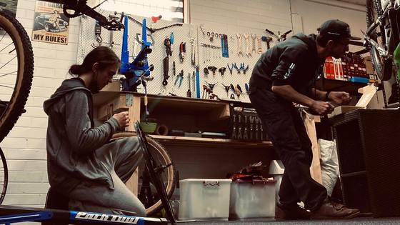 Hiring a Bike Shop & Workshop Manager