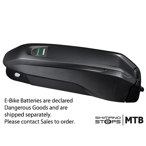 SHIMANO  BT-E8010 Battery for Down Tube - 504 Wh