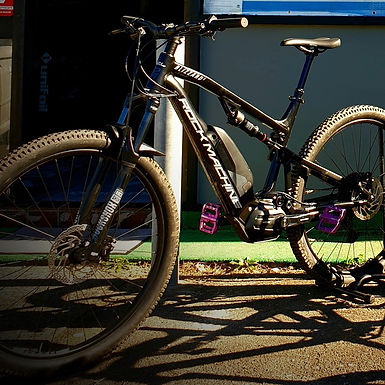 Upgraded Rock Machine BLIZZARD e10-29 (Demo)