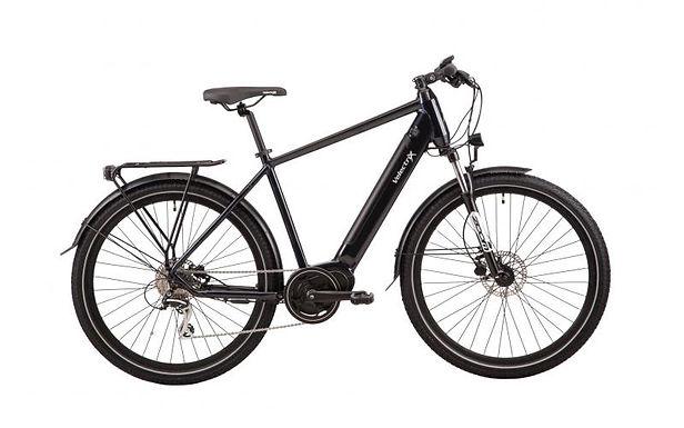 Velectrix 22 Urban Pulse Mens E-Bike - Blue (51cm)