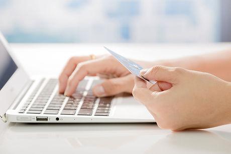 Shopping en ligne