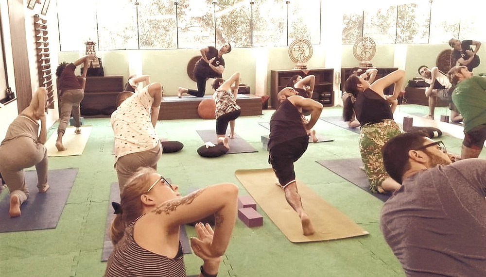 Yoga Sádhana