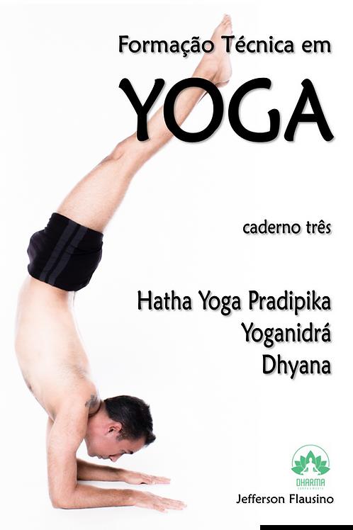 Curso de Yoga | Caderno 3