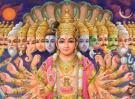 O que é o Hinduísmo, cultura ao qual o Yoga faz parte?