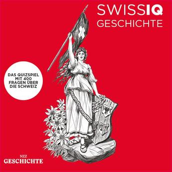 «SWISSIQ Geschichte: Das Quizspiel mit 400 Fragen über die Schweiz». Helvetiq 2019.