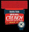 Shaya ifaya crunch logo transparent.png