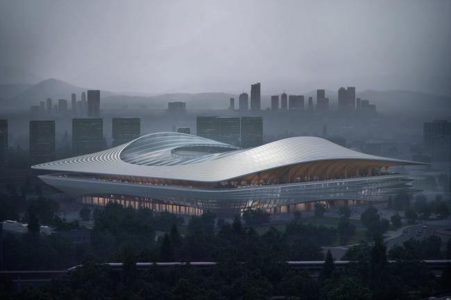 西安国际足球中心