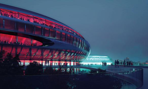 成都奥体足球中心