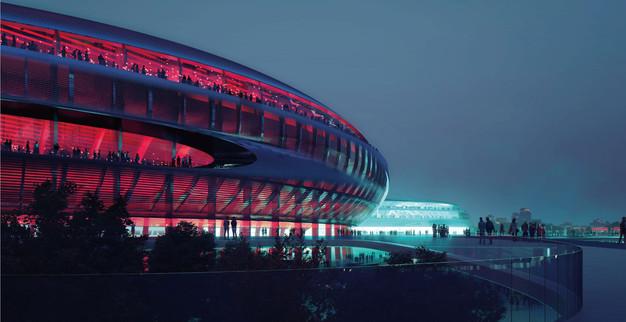 成都国际足球中心