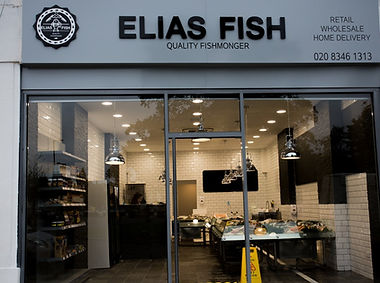 Fishmonger North London