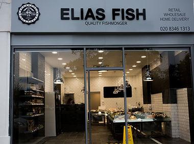 Fishmonger North London