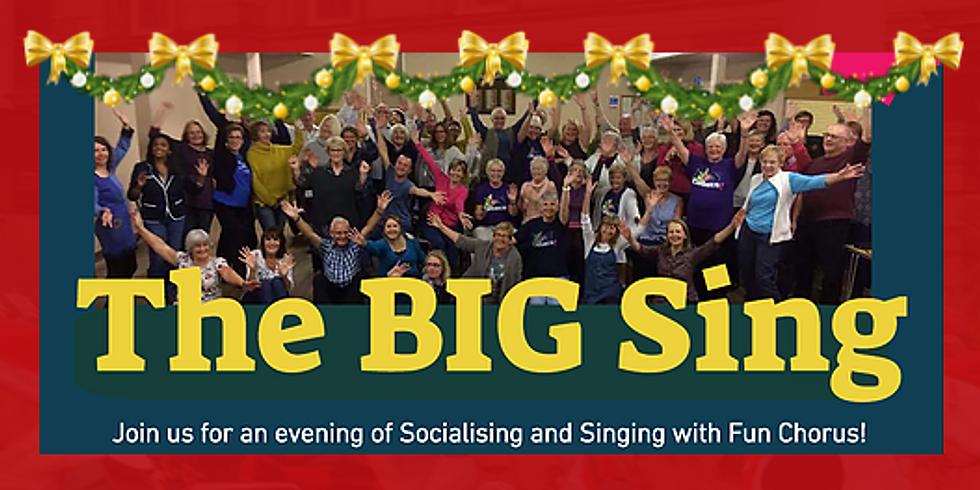 Big Christmas Sing!