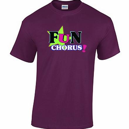 Fun Chorus original T-shirt