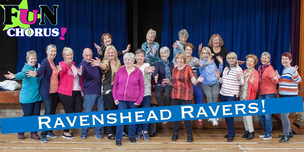 Ravenshead - FAIR WEATHER FUN CHORUS