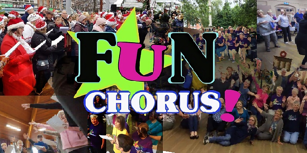 Kimberley & Eastwood Fair Weather Fun Chorus!