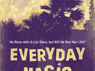 Everyday Magic has a cover! +Giveaway