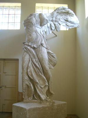 Nike of Samothrace, 200-190 BC