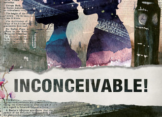Interview with Tegan Wren, author of INCONCEIVABLE!