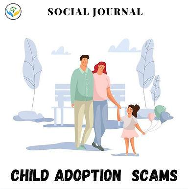 Child adoption scams