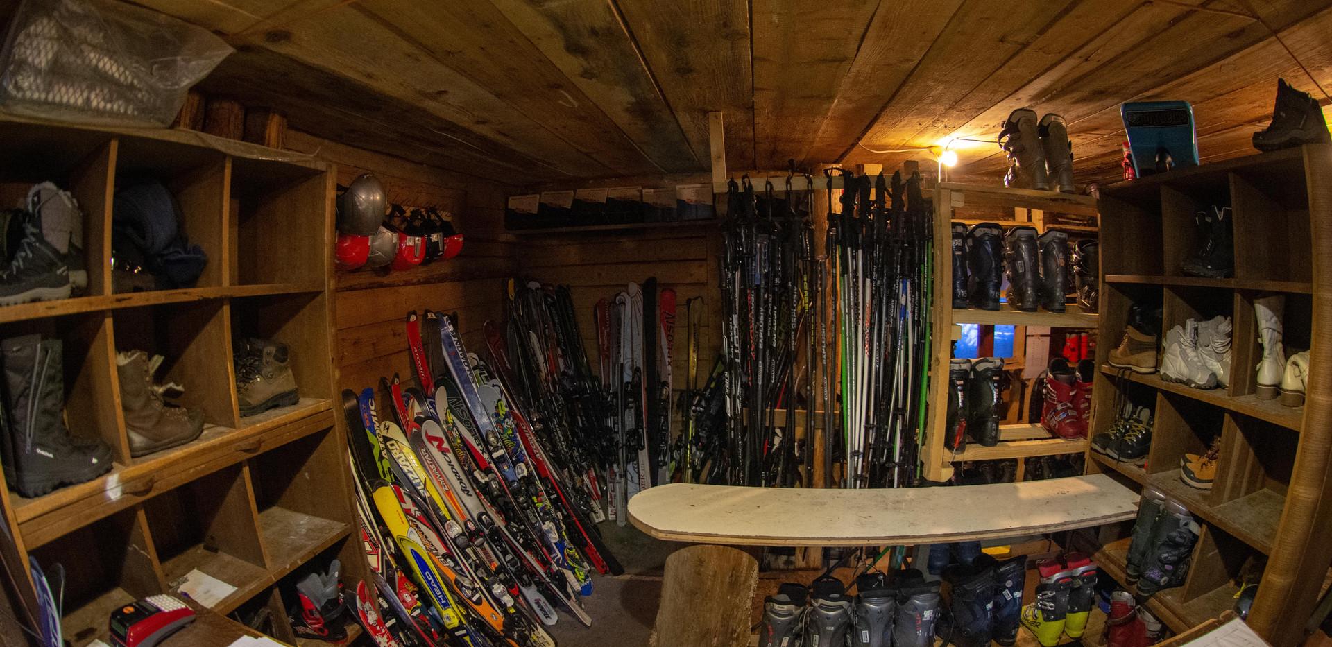 Rent Ski Snowboard